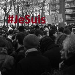 #JeSuis