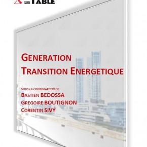 Génération Transition Energétique - L'essai